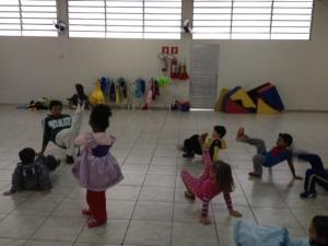 capoeira DAY 8