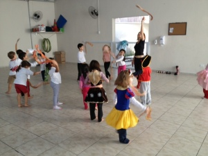 dança day 3