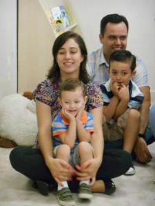 Heitor's family